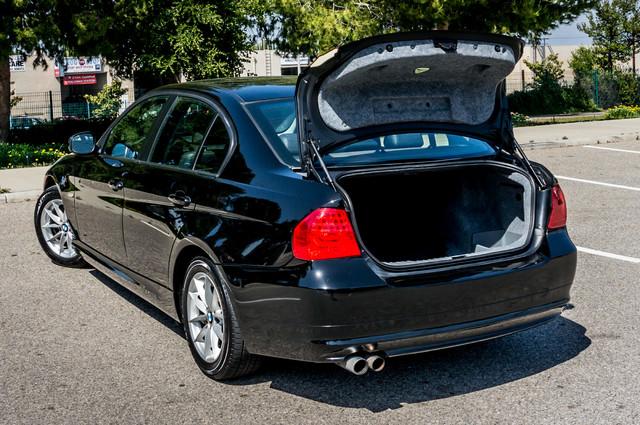2010 BMW 328i  AUTO - 83K MILES - CD PLAYER - BLACK/BLACK Reseda, CA 10