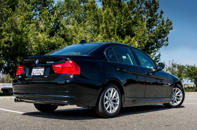 2010 BMW 328i  AUTO - 83K MILES - CD PLAYER - BLACK/BLACK Reseda, CA 9
