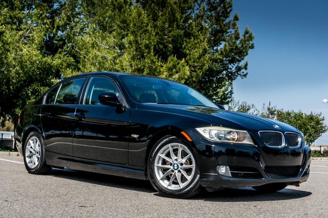 2010 BMW 328i  AUTO - 83K MILES - CD PLAYER - BLACK/BLACK Reseda, CA 4