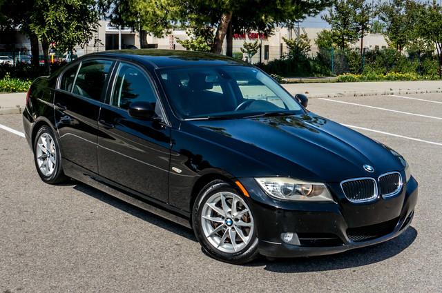 2010 BMW 328i  AUTO - 83K MILES - CD PLAYER - BLACK/BLACK Reseda, CA 37