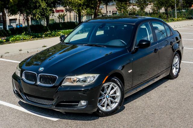 2010 BMW 328i  AUTO - 83K MILES - CD PLAYER - BLACK/BLACK Reseda, CA 1