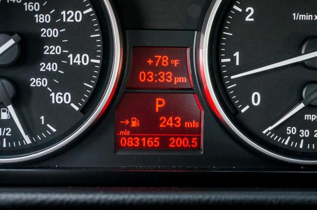 2010 BMW 328i  AUTO - 83K MILES - CD PLAYER - BLACK/BLACK Reseda, CA 16