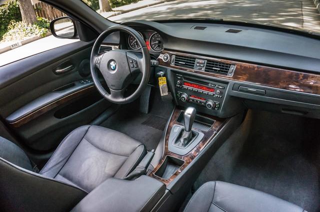 2010 BMW 328i  AUTO - 83K MILES - CD PLAYER - BLACK/BLACK Reseda, CA 29
