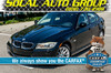2010 BMW 328i  AUTO - 83K MILES - CD PLAYER - BLACK/BLACK Reseda, CA