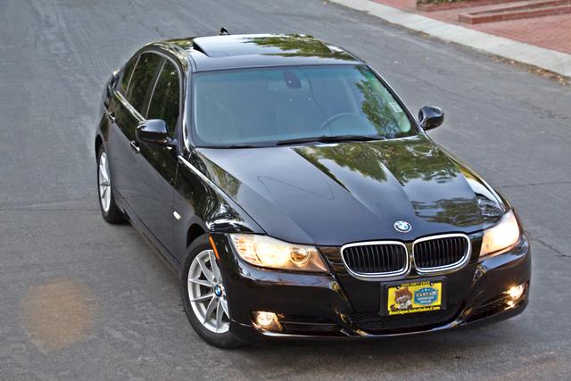 2010 BMW 328i SEDAN PREMIUM PKG ONLY 77K MLS AUTOMATIC ALLOY WHLS SERVICE RECORDS Woodland Hills, CA 7