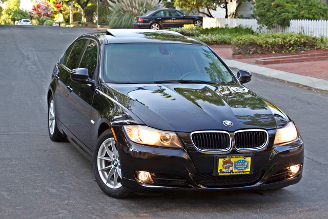 2010 BMW 328i SEDAN PREMIUM PKG ONLY 77K MLS AUTOMATIC ALLOY WHLS SERVICE RECORDS Woodland Hills, CA 9