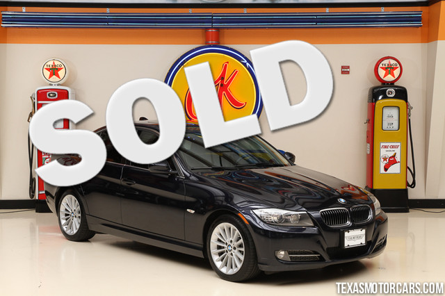 2010 BMW 335d This Carfax 1-Owner 2010 BMW 335d is in great shape with only 95