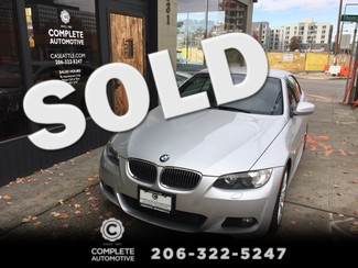 2010 BMW 335i Convertibile M Sport 300HP Twin Turbo 6-Speed Manual Transmission Save Over $37,000!  in Seattle,
