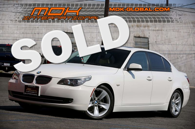 2010 BMW 528i - Sport - Navigation - Comfort seats  city California  MDK International  in Los Angeles, California
