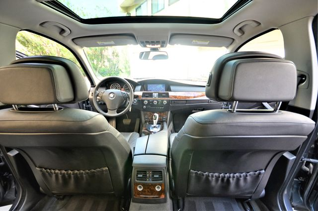 2010 BMW 528i Reseda, CA 11