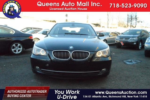 2010 BMW 528i 4dr Sdn 528i RWD Richmond Hill, New York 1
