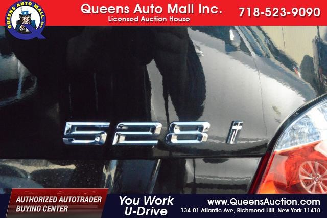 2010 BMW 528i 4dr Sdn 528i RWD Richmond Hill, New York 7