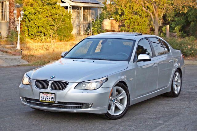 2010 BMW 528I SPORTS / PREMIUM PKG XENON SERVICE RECORDS NAVIGATION SYSTEM BLUETOOTH Woodland Hills, CA 1