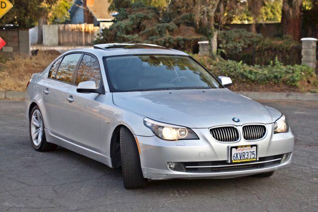 2010 BMW 528I SPORTS / PREMIUM PKG XENON SERVICE RECORDS NAVIGATION SYSTEM BLUETOOTH Woodland Hills, CA 10
