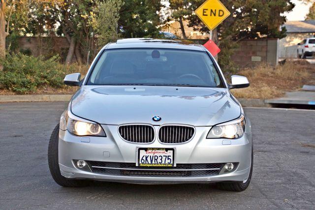 2010 BMW 528I SPORTS / PREMIUM PKG XENON SERVICE RECORDS NAVIGATION SYSTEM BLUETOOTH Woodland Hills, CA 11