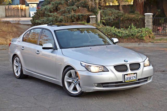 2010 BMW 528I SPORTS / PREMIUM PKG XENON SERVICE RECORDS NAVIGATION SYSTEM BLUETOOTH Woodland Hills, CA 12
