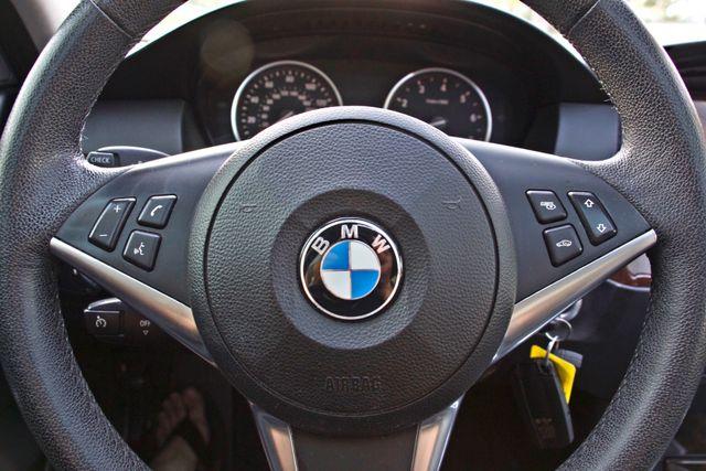 2010 BMW 528I SPORTS / PREMIUM PKG XENON SERVICE RECORDS NAVIGATION SYSTEM BLUETOOTH Woodland Hills, CA 17