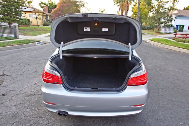 2010 BMW 528I SPORTS / PREMIUM PKG XENON SERVICE RECORDS NAVIGATION SYSTEM BLUETOOTH Woodland Hills, CA 15