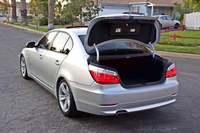 2010 BMW 528I SPORTS / PREMIUM PKG XENON SERVICE RECORDS NAVIGATION SYSTEM BLUETOOTH Woodland Hills, CA 16