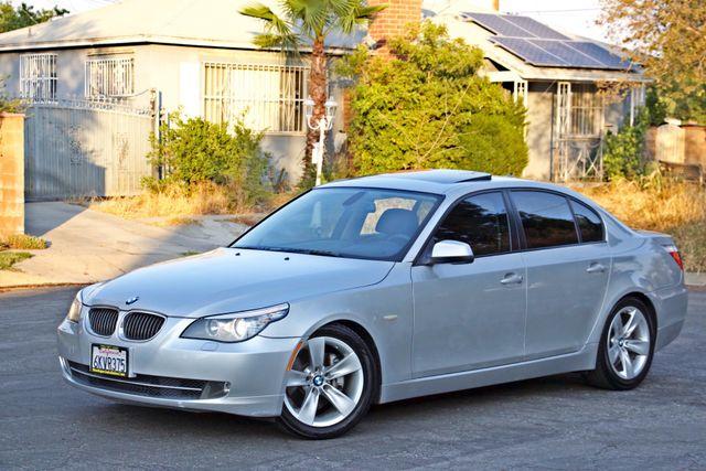 2010 BMW 528I SPORTS / PREMIUM PKG XENON SERVICE RECORDS NAVIGATION SYSTEM BLUETOOTH Woodland Hills, CA 3