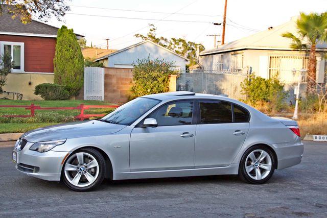 2010 BMW 528I SPORTS / PREMIUM PKG XENON SERVICE RECORDS NAVIGATION SYSTEM BLUETOOTH Woodland Hills, CA 4
