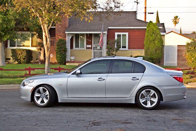 2010 BMW 528I SPORTS / PREMIUM PKG XENON SERVICE RECORDS NAVIGATION SYSTEM BLUETOOTH Woodland Hills, CA 5