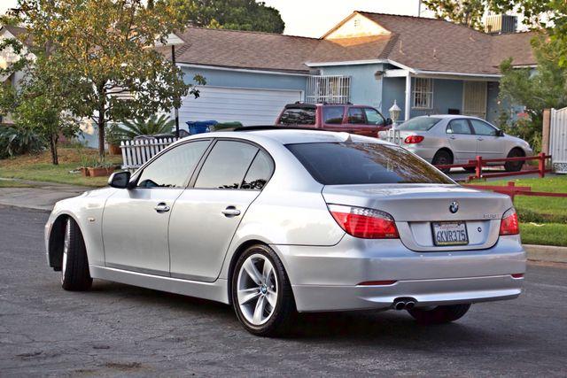 2010 BMW 528I SPORTS / PREMIUM PKG XENON SERVICE RECORDS NAVIGATION SYSTEM BLUETOOTH Woodland Hills, CA 6