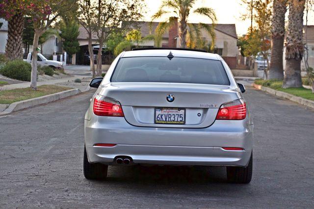 2010 BMW 528I SPORTS / PREMIUM PKG XENON SERVICE RECORDS NAVIGATION SYSTEM BLUETOOTH Woodland Hills, CA 7