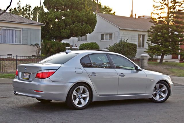 2010 BMW 528I SPORTS / PREMIUM PKG XENON SERVICE RECORDS NAVIGATION SYSTEM BLUETOOTH Woodland Hills, CA 8