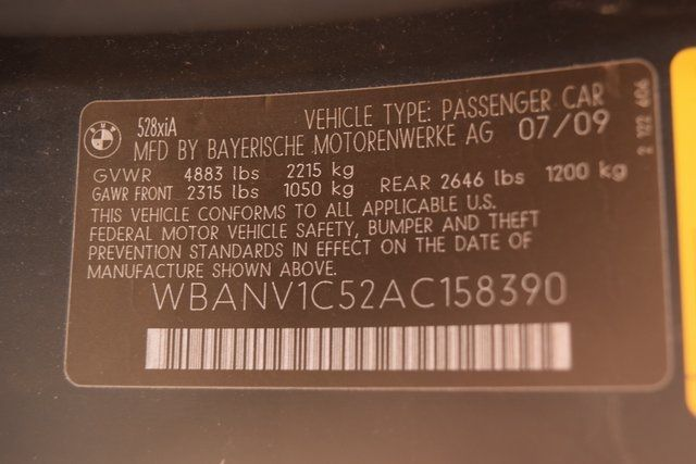 2010 BMW 528i xDrive 528i xDrive Richmond Hill, New York 16
