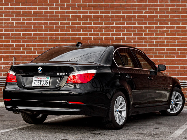 2010 BMW 535i Burbank, CA 4