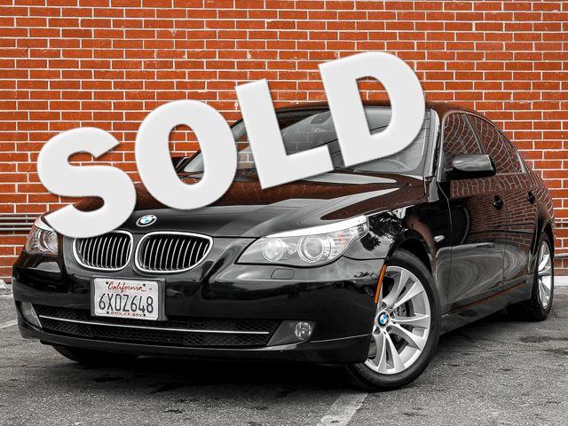2010 BMW 535i Burbank, CA 0