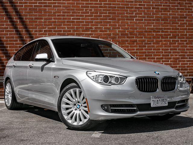 2010 BMW 535i Gran Turismo Burbank, CA 2