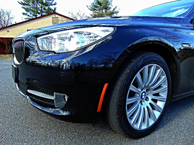2010 BMW 535i Gran Turismo Leesburg, Virginia 8