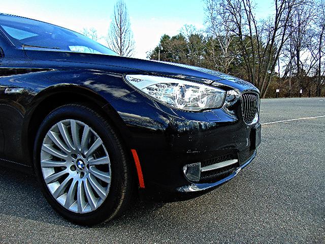 2010 BMW 535i Gran Turismo Leesburg, Virginia 7