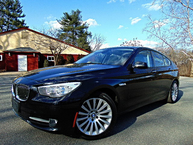 2010 BMW 535i Gran Turismo Leesburg, Virginia 0