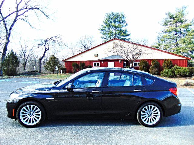 2010 BMW 535i Gran Turismo Leesburg, Virginia 4