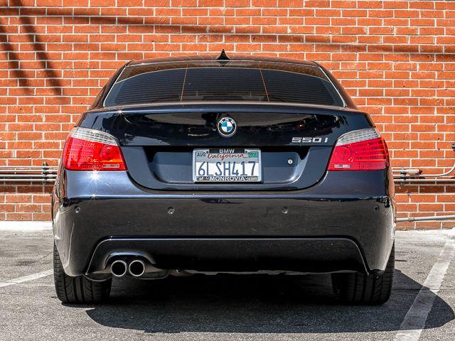 2010 BMW 550i Burbank, CA 3