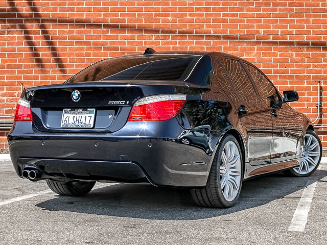 2010 BMW 550i Burbank, CA 6