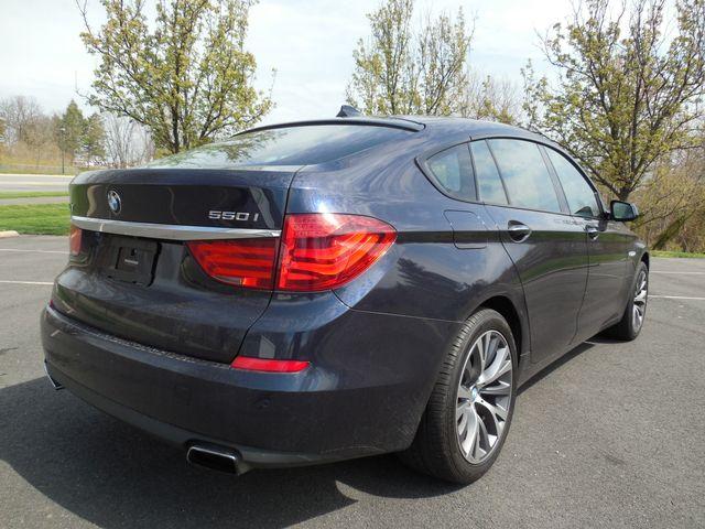 2010 BMW 550i Gran Turismo Sport/Premium Leesburg, Virginia 4