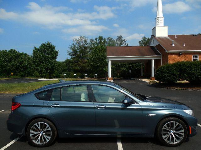 2010 BMW 550i Gran Turismo Leesburg, Virginia 4