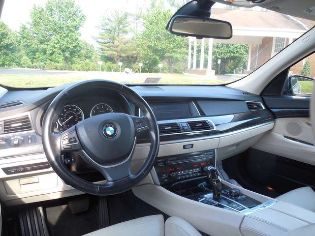 2010 BMW 550i Gran Turismo Leesburg, Virginia 11