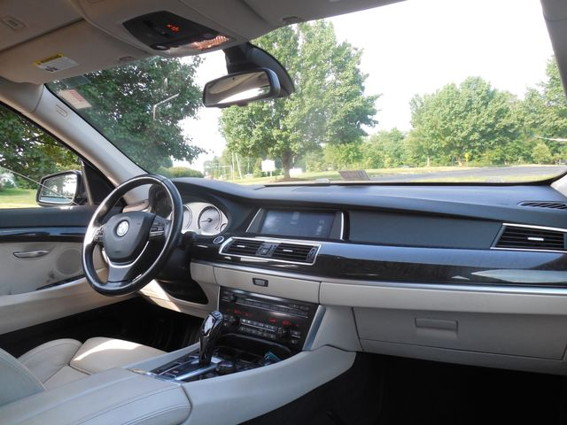 2010 BMW 550i Gran Turismo Leesburg, Virginia 10