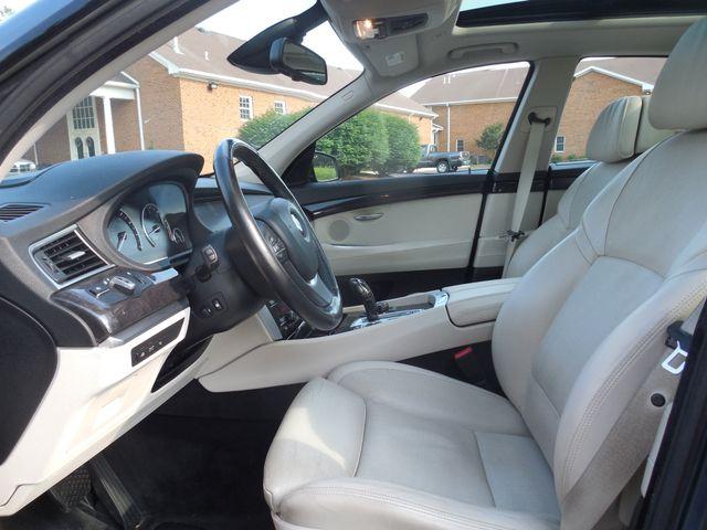 2010 BMW 550i Gran Turismo Leesburg, Virginia 9