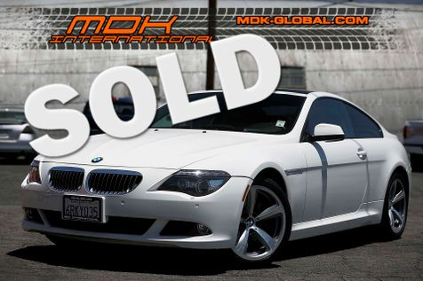 2010 BMW 650i - Sport pkg - NBT navigation in Los Angeles