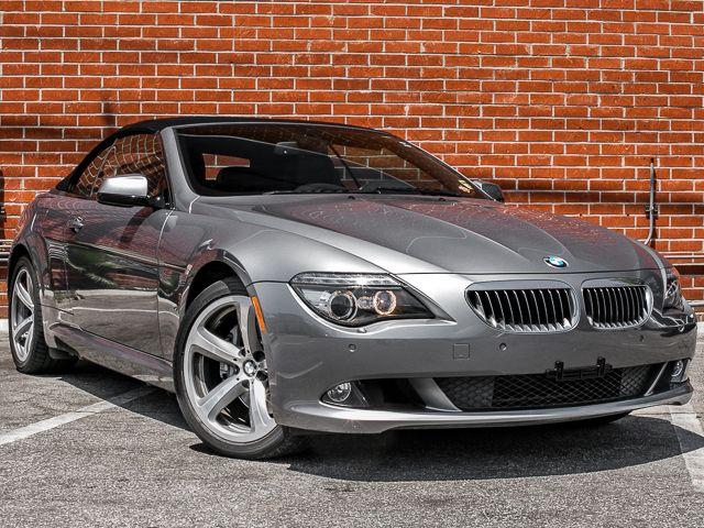2010 BMW 650i Burbank, CA 2