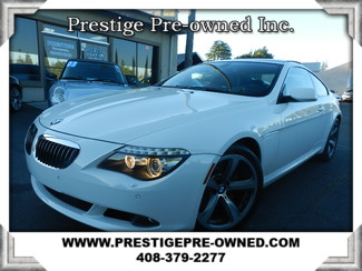 2010 BMW 650i   in Campbell California