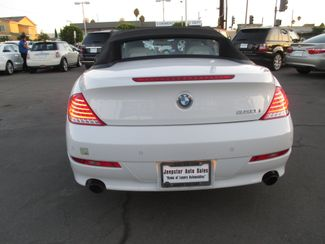 2010 BMW 650i Convertible Costa Mesa, California 4