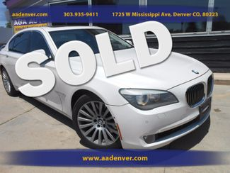 2010 BMW 750Li xDrive AWD | Denver, CO | A&A Automotive of Denver in Denver, Littleton, Englewood, Aurora, Lakewood, Morrison, Brighton, Fort Lupton, Longmont, Montbello, Commerece City CO