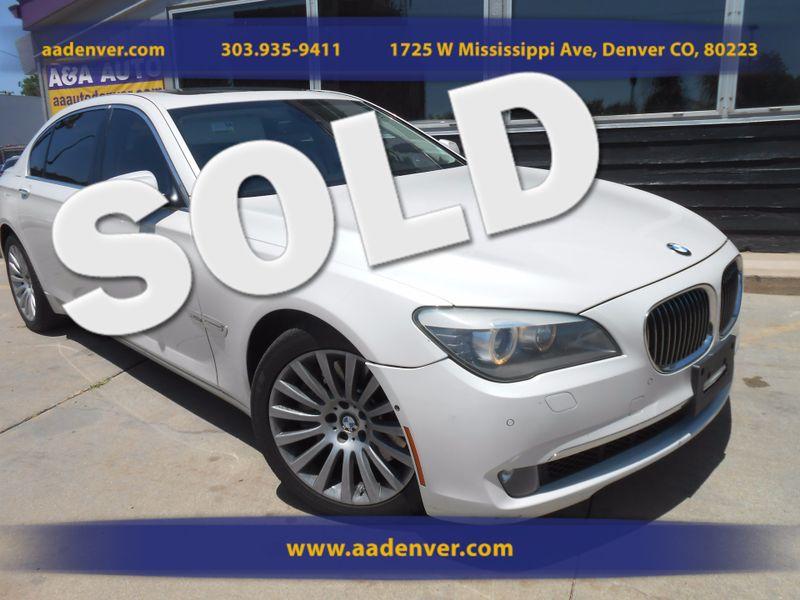 BMW Li XDrive AWD Denver CO AA Automotive Of Denver - 2010 bmw price